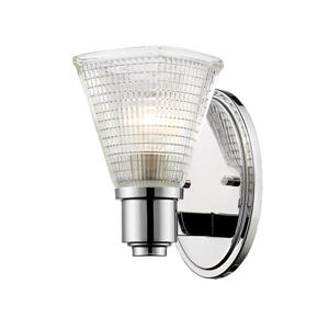 Z-Lite Intrepid Chrome Wall Sconce