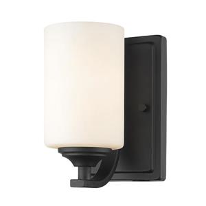Bordeaux Wall Sonce - 1-Light - Bronze