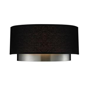 Z-Lite Jade Chrome 2-Bulb Wall Sconce