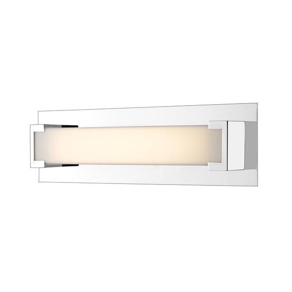 Z-Lite Elara Chrome 1-Light Bathroom LED Vanity Light
