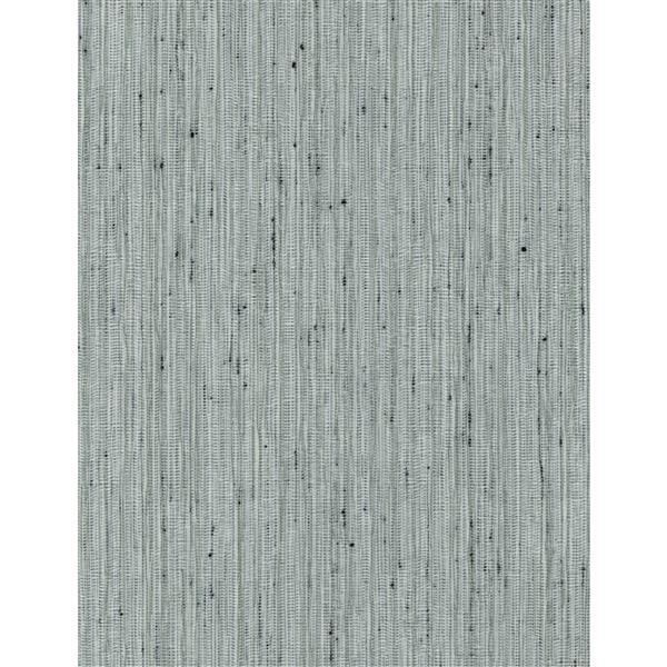 Sun Glow 32-in x 72-in Grey Woven Roller Shade