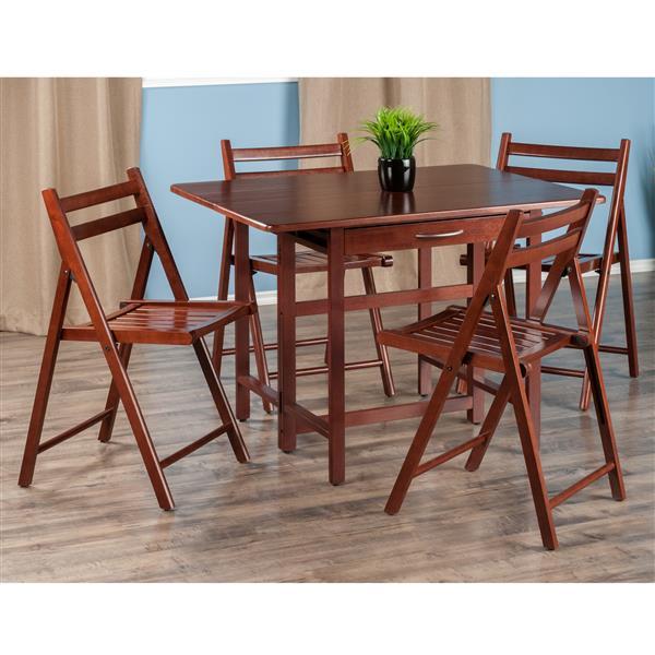 Ensemble de salle à manger Taylor, 5 pièces, 4 chaises