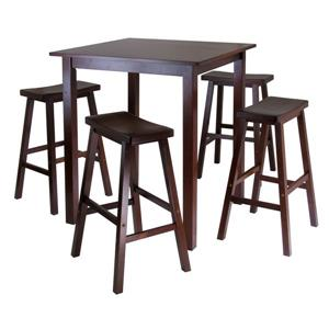 Winsome Wood Parkland 5 Piece Dining Set