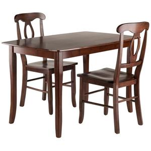 Inglewood 3 Piece Dining Set