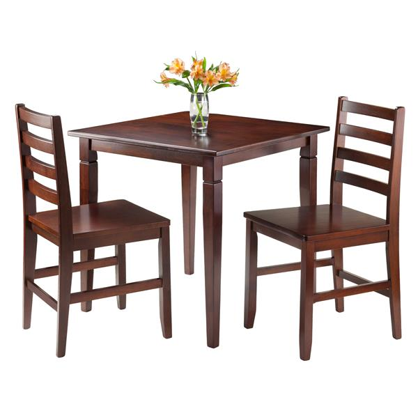 Table de salle à manger Kingsgate, 3 chaises