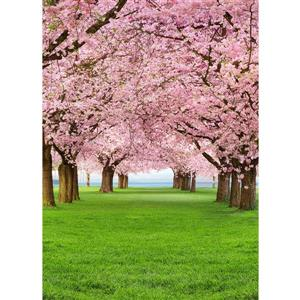 Cherry Trees Wall Mural - 100