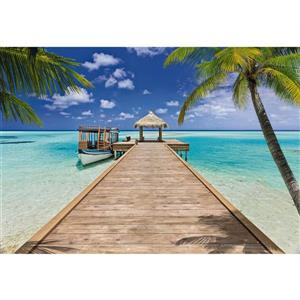 Beach Resort Wall Mural - 100