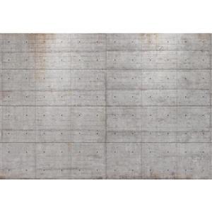 Concrete Blocks Wall Mural - 100