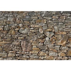 Papier peint de pierres, 100