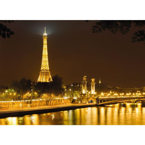 """Brewster Wallcovering Nuit d'or  Wall Mural - 72"""" x 100"""""""