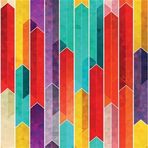 WallPops Graffiti Premium Window Film - 17.71-in x 70.86-in