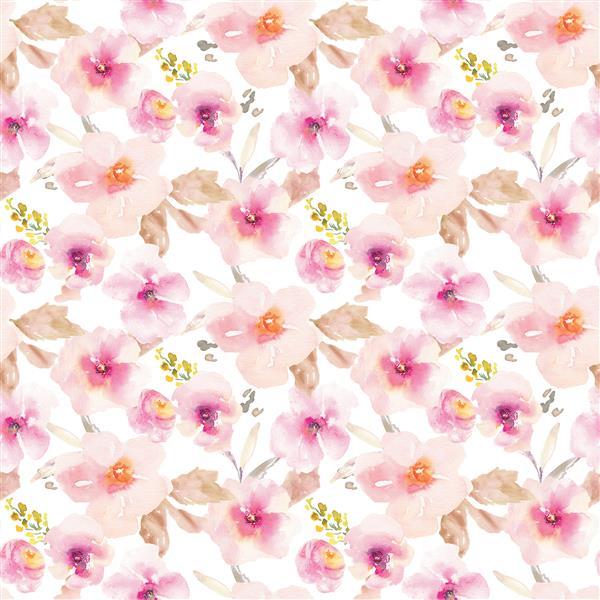 WallPops Pink Flower Premium Window Film - 17.71-in x 70.86-in