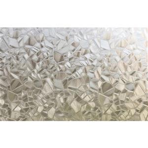WallPops Mosaic Window Privacy Film - 17.71-in x 78.74-in