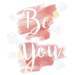 WallPops Be You Wall Quote - 19.5-in x 17.25-in