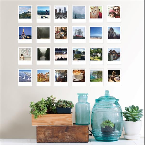 WallPops Snapshot Frames Wall Art Kit - 24-in x 17.5-in