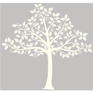 WallPops Silhouette Tree Large Wall Art Kit - 39-in x 34.5-in