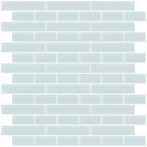 Sea Glass Peel & Stick Backsplash Tiles - 20