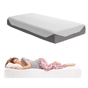 CorLiving Memory Foam Mattress Medium Firm 10-in Single/Twin