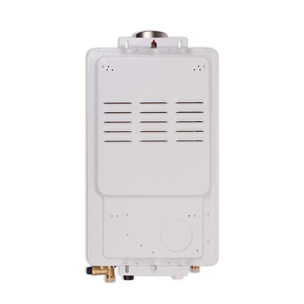 Eccotemp 45HI-LP Tankless Water Heater with 4-in Roof Vent