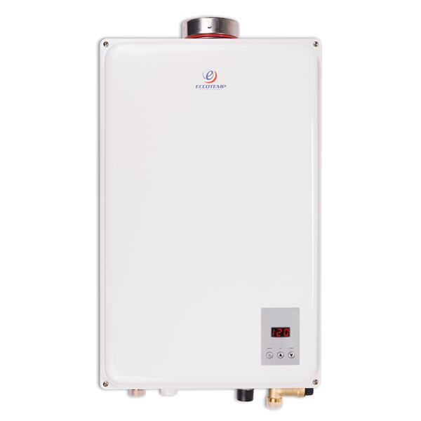 Eccotemp 45HI-LP 4-in Wall Vent Tankless Water Heater