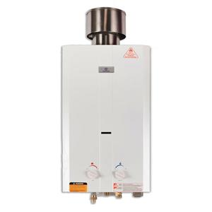 Portable Tankless Water Heater - 75,000 BTU
