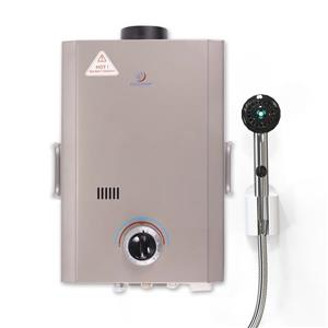 Portable Gas Tankless Water Heater - 41,000 BTU
