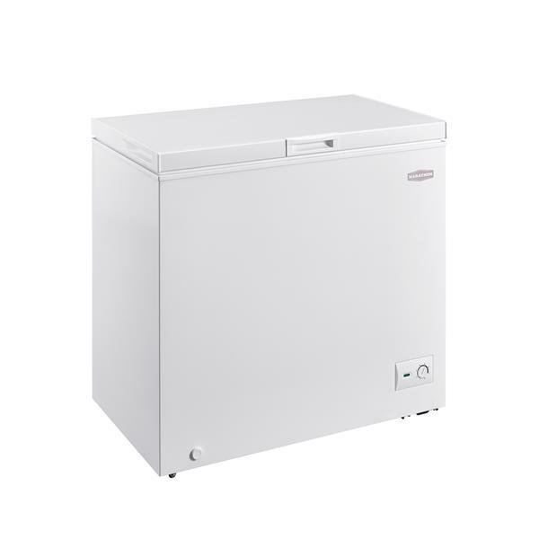 Marathon 35.6-in x 33.3-in White Chest Freezer
