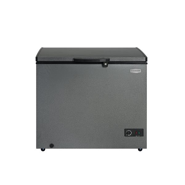 Marathon 43-in Chest Freezer (Black(