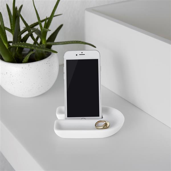Umbra Junip White Phone Holder