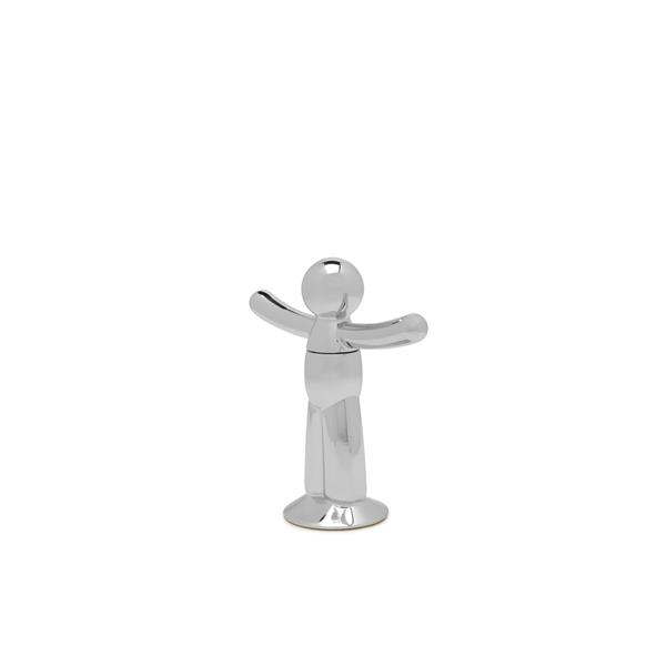 Tire-bouchon Buddy, chrome