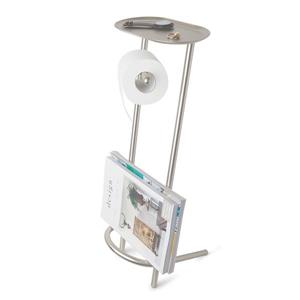 Umbra Valetto Nickel Toilet Paper Stand
