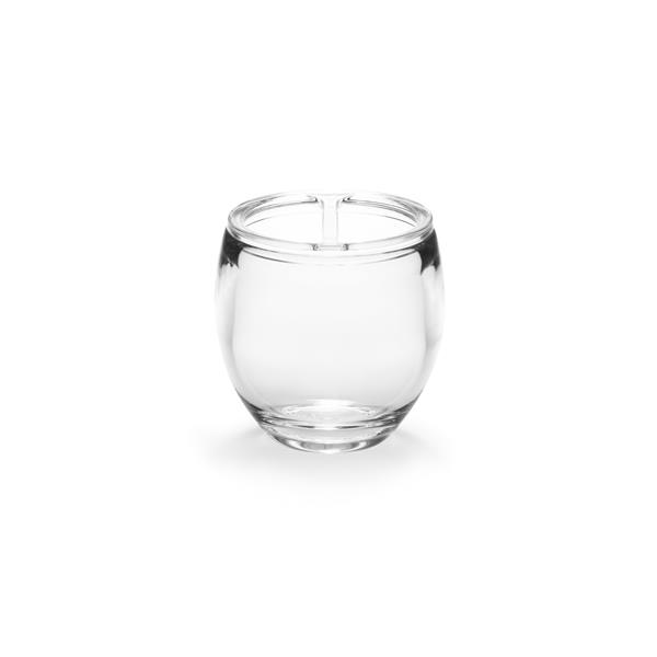 Umbra Droplet Clear Toothbrush Holder
