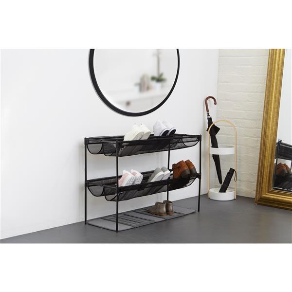 Umbra Shoe Rack - Black
