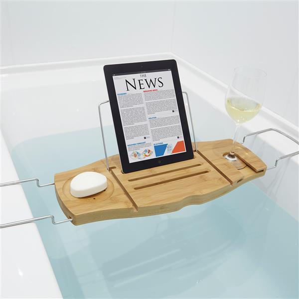 Umbra 27-in Natural Bathtub Caddy