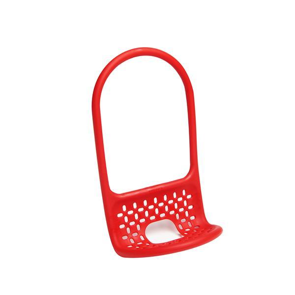 Porte-éponge Sling, rouge