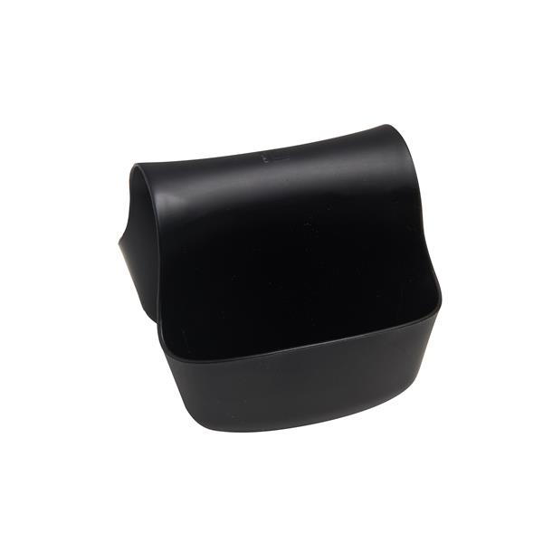 Umbra Black Saddle Sink Caddy