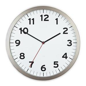 Umbra 12.5-in White Anytime Clock