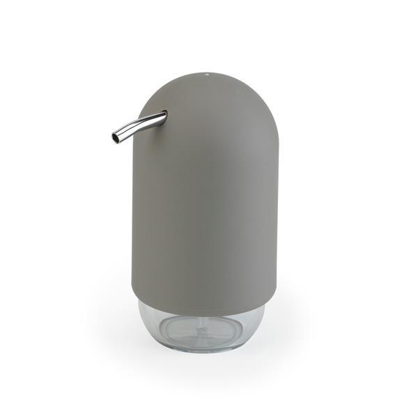 Pompe à savon Touch, gris