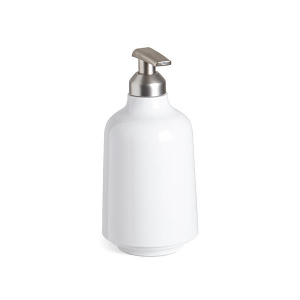Umbra Step White Soap Pump