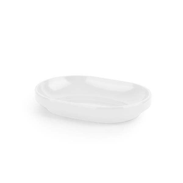 Porte-savon Step, blanc