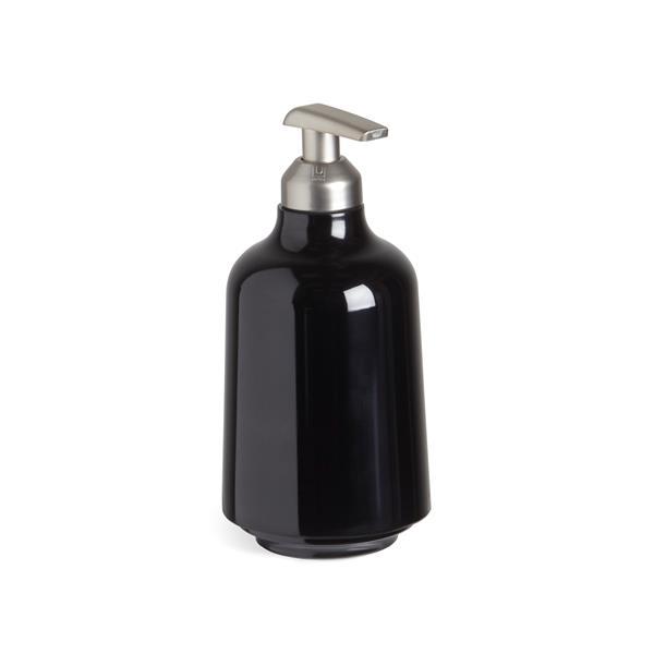 Umbra Step Black Soap Pump