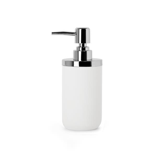 Umbra Junip White and Chrome Soap Pump