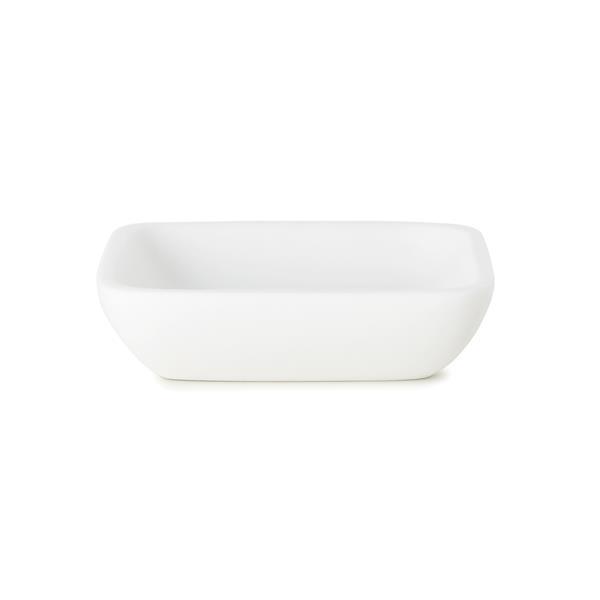 Porte-savon Junip, blanc