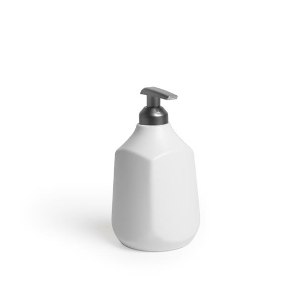 Umbra Corsa White Ceramic Soap Pump