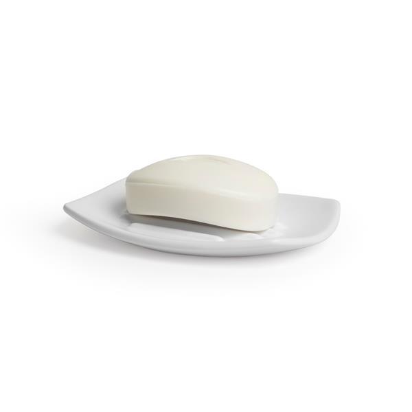 Umbra Corsa White Soap Dish