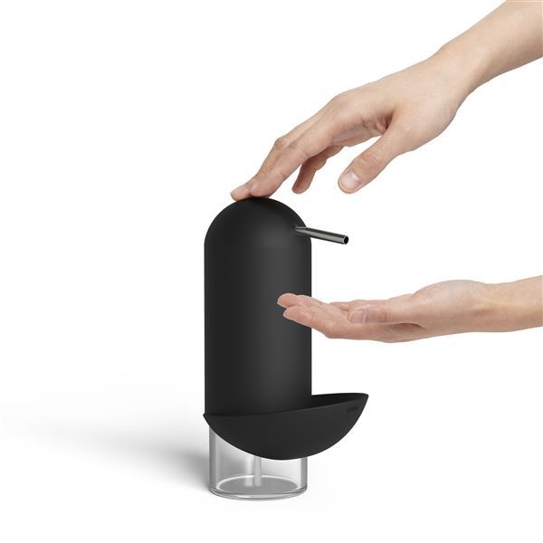 Umbra Penguin Black Caddy Soap Pump