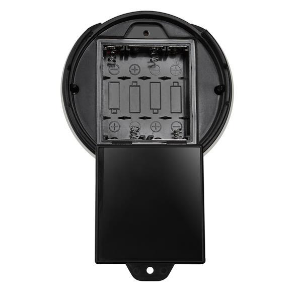 Umbra Otto Black and Nickel Sensor Soap Pump