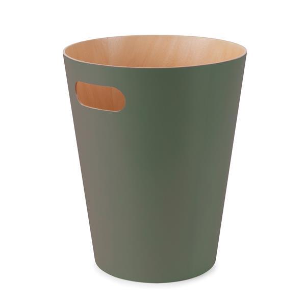 Corbeille Woodrow, vert