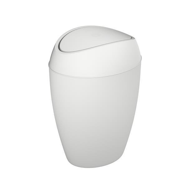 Umbra 9L White Twirla Can