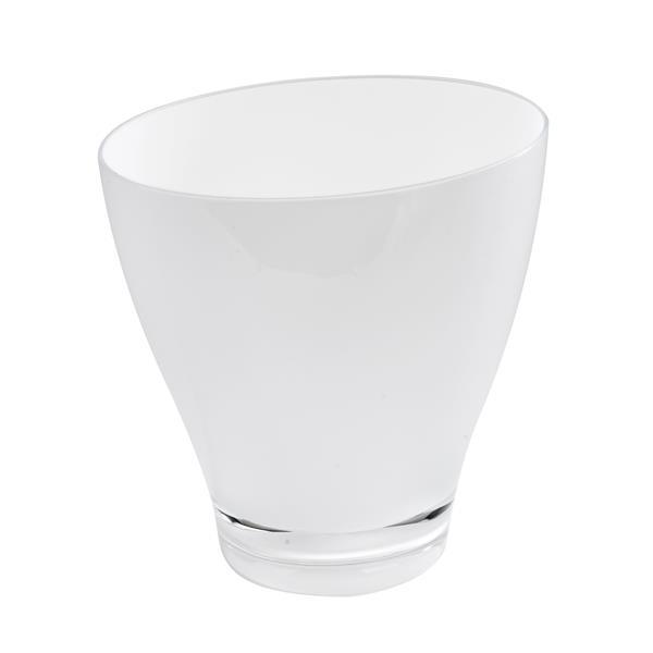 Corbeille Vapor, blanc